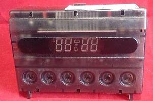 SMEG SF478X OVEN DIGITAL TIMER GENUINE (SF478.13)