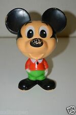 WOW Vintage 1976 Talking Mickey Mouse Pull Toy Rare MISSING PULL STRING