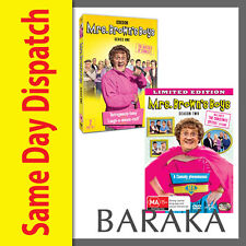 MRS BROWNS BOYS Brown's Boy Series 1 & 2 + Christmas Special DVD Box Set R4 BBC