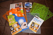 New ~ Fiskars ~ ShapeXpress Complete Cutting Set (includes everything) Scrapbook