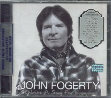 JOHN FOGERTY WROTE A SONG FOR EVERYONE SEALED CD NEW 2013