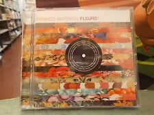"""FRANCO BATTIATO """" FLEURS 3 """" CD"""