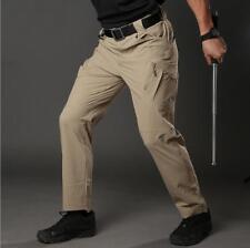 Military IX9 Men City Tactical Cargo Pant Combat SWAT Army Pants Pockets Trouser