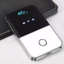 Freigesetzter 4G LTE Mobiler Breitband WiFi Wireless Router MiFi Hotspot