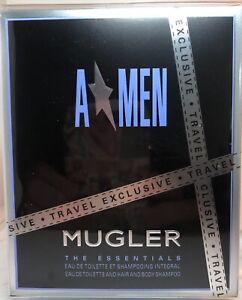 Mugler A Men Travel set The Essentials