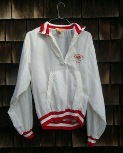 Vintage 70s/80s NFL SF San Francisco 49ers Paper Thin Jacket Nylon M Hyper Rare