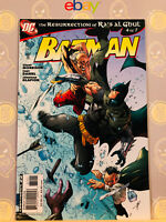 BATMAN 77 COVER A NM IN HAND TOM KING DEATH OF ALFRED DC TONY DANIEL DARK KNIGHT