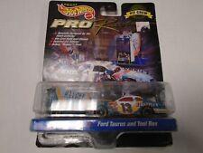 hot Wheels Jerry Nadeau Ford Taurus Pit Crew #13 1998 Replica  112719AMCAR