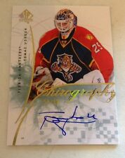 09-10 2009-10 SP AUTHENTIC TOMAS VOKOUN CHIROGRAPHY AUTO /50 PANTHERS M