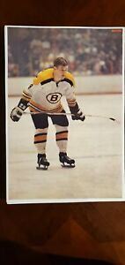NHL Poster's Gordie Howe, Bobby Orr and Ed Giacomin posters