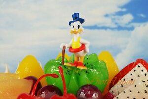 Cake Topper Toy Model Figure Disney Olympics Donald Duck Scrooge McDuck K1158_A