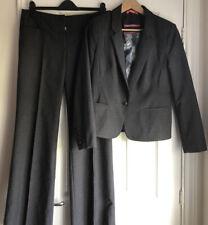 Next Grey Suit, Jacket 10 Petite & Trousers 12