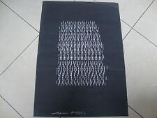takahashi shohachiro litografia  lithographie signèe firmata dall'artista