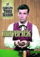 MAVERICK : THE COMPLETE THIRD SEASON 3 - Region Free DVD - Sealed