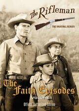 The Rifleman: The Faith Episodes: Volume 1 [New DVD]