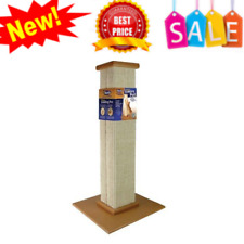 New listing Pioneer Pet Ultimate Scratching Post 32″ Height Allows Cats To Stretch Fully
