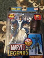 Marvel Legends Sentinel Series: Angel Blue Variant RARE New 2005