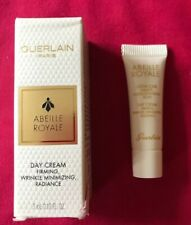 GUERLAIN Abeille Royale Day Cream 3ml Firming Wrinkle Minimizing Radiance New