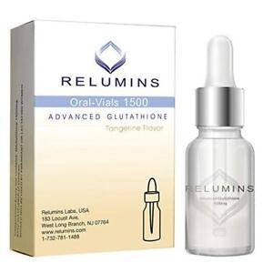 Relumins Advanced Oral Glutathione 1500 for Maximum Skin Whitening
