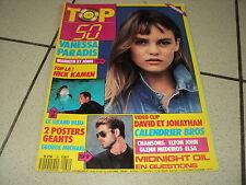 TOP 50 130 (29/8/88)VANESSA PARADIS GEORGE MICHAEL DEBBIE GIBSON SABRINA SALERNO