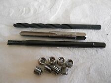 Holley  HELI-COIL Repair Tool Kit  & Thread Inserts, Fuel Bowl Mounting Screws