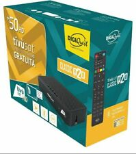 Decoder satellitari digitali HD Digiquest