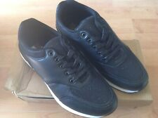 Lovely Ladies/girls Black Size 6 Trainers, New Shop Clearance