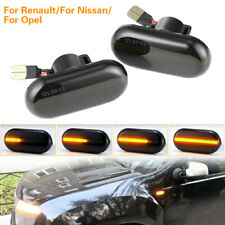 Dynamic LED Side Marker Indicator Light Fit For Renault CLIO Twingo Dacia Duster
