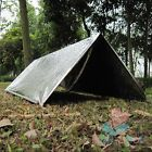 2X Folding Outdoor Emergency Tent/Blanket/Sleeping Bag Survival Camping Shelter