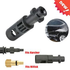 Bayonet Fitting Adapter For Lavor Nilfisk To Karcher K Series Pressure