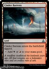 CINDER BARRENS Oath of the Gatewatch Magic MTG cards (GH)