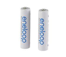 Professionel Batterie Panasonic Eneloop Micro AAA 800mAh HR-3 BK-4M 2 Il Avec
