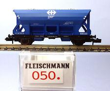 - f050-FLEISCHMANN N; lui-même de déchargement voiture FCS SBB, neufs dans neuf dans sa boîte