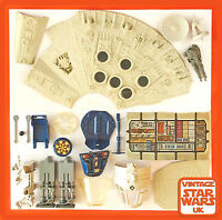 Vintage Star Wars Original Millennium Falcon Spare Parts Millenium Accessories