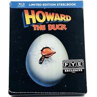 Howard the Duck FYE Exclusive Limited Edition Blu-Ray Steelbook