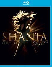 SHANIA TWAIN - STILL THE ONE - LIVE FROM VEGAS  BLU-RAY NEU