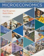 Microeconomics 5th Ed by Paul Krugman & Robin Wells 9781319108595