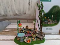 Dept 56 53109 bring is everywhere village Xmas holiday