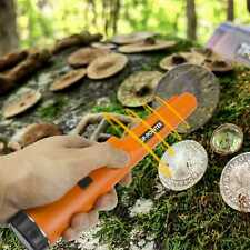 Metal Detector Pro Pinpointer Sensitive Search Gold Hunter Finder Waterproof