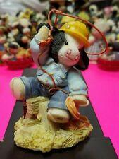 Mary Moo Moos Figurine - Herd Worker