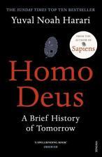 Homo Deus von Yuval Noah Harari (2017, Taschenbuch)