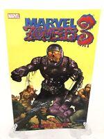 Marvel Zombies 3 Collects #1 2 3 4 Jocasta A.R.M.O.R. Marvel Comics TPB New
