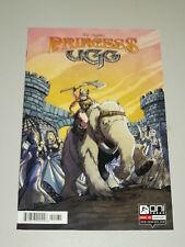 PRINCESS UGG #1 ONI PRESS COMICS VARIANT VF (8.0)