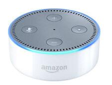 Amazon Echo Dot - 2nd Generation White - Alexa Voice Smart Home Automation