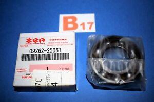 Rodamiento de Rueda Suzuki 09262-25061 GSR 600 750 GSX-S 1000 Sv 1200 Bandit