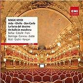 Magic Verdi, Montserrat Caballe, José Carrera CD | 5099992827127 | New