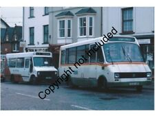 BUS PHOTO: RED & WHITE RENAULT S56 24 E930UBO