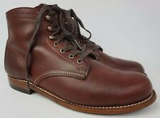Wolverine 1000 Mile Cordovan Leather Boots Size 8.5 D $350+