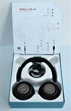Dali IO-4 Kopfhörer schwarz Neu in OVP