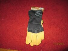 WOMEN,S ULTRA DURABLE PADDED PALM GLOVES LARGE